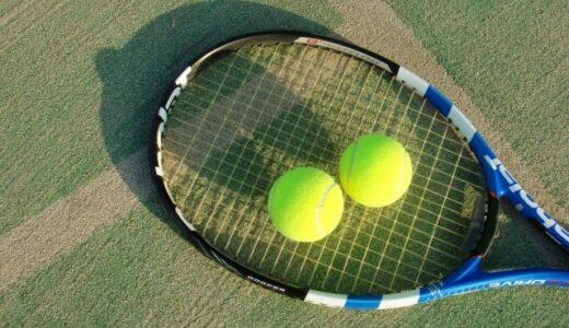 親子三世代でテニス&観戦( ^ω^ )