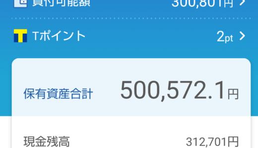 わたしの日本株ポートフォリオ(2021.4.30)