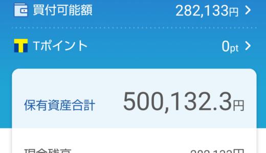 わたしの日本株ポートフォリオ(2021.5.21)