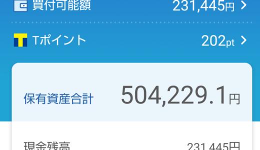 わたしの日本株ポートフォリオ(2021.6.11)
