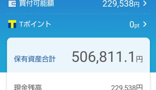わたしの日本株ポートフォリオ(2021.7.16)