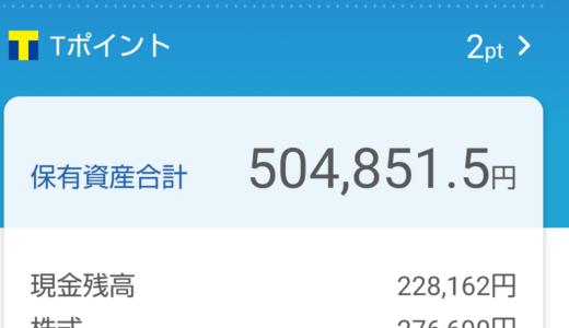 日本株ポートフォリオ(2021.7.30)総合配当割合4.09%