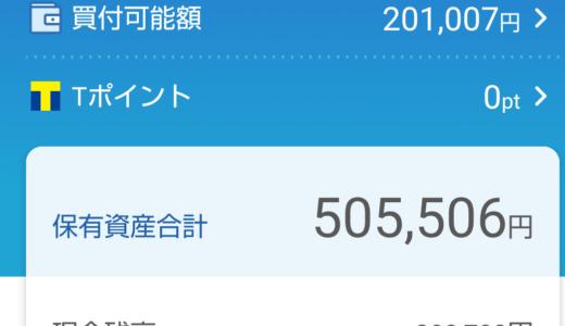 日本株ポートフォリオ(2021.8.13)総合配当割合4.12%配当金月額1,043円